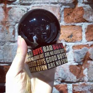 بای کیلیان بد بویز ار نو گود بات گود بویز ار نو فان - bad Boys Are No Good But Good Boys Are No Fun